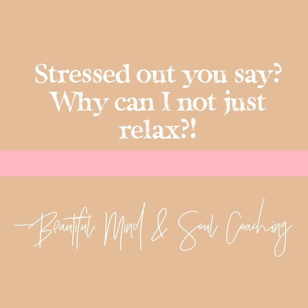 How to find your Peace: Identifying your Stressors & Ways to Relax